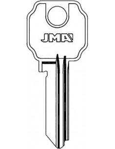 Llave jma acero lin-25d de j.m.a caja de 50 unidades