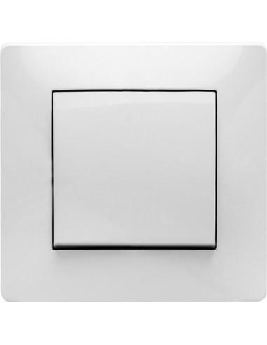 Pulsador timbre superficie 10A-250V FAMATEL 5010-B