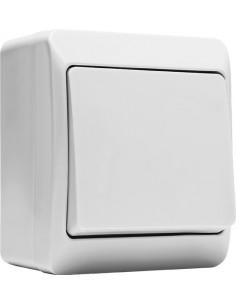 Interruptor 5110 timbre estanco 10a-250v de famatel caja de 12