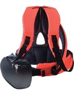 Arnés ergonomico profesional b-93045 con protección lumbar de