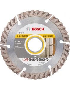 Disco diamante standard universal 115x22 de bosch construccion