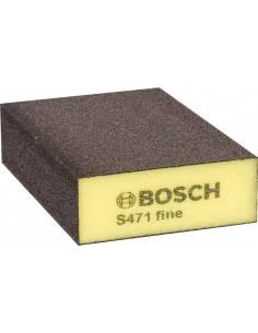 Taco lija bloque fino 69x97x26mm de bosch construccion /