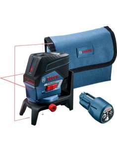 Nivel laser gcl 2-50c pro + rm2 + aa1 + funda de bosch