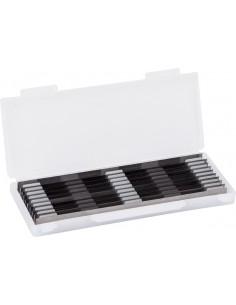 Cuchilla reversible recta para cepillo 10pz de bosch