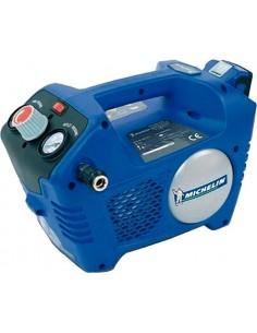 Compresor batería ca-mbl24v 2ah 2l 8bar de michelin