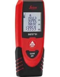 Medidor laser disto-d1 843418 40mt de leica disto