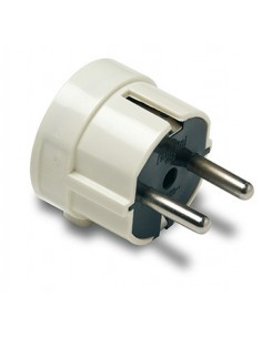 Clavija 1102 4,8mm ttl ik07 blanco 16a/250v de famatel caja de