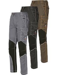Pantalon extreme 8830b fango t-xxl de starter
