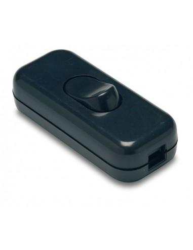 Interruptor 4403n paso negro 2a-250v de famatel caja de 60