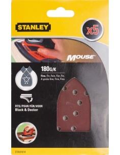 Accesorio sta31014xj 5 lijas perforada mouse g-180 de stanley