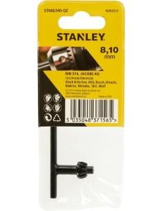 Accesorio sta66340qz llave portabrocas ø8-10mm de stanley