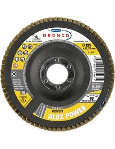 Disco dronco alox power(ga) 080x115x22 de dronco caja de 10