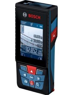 Medidor laser glm-120-c profesional de bosch construccion /