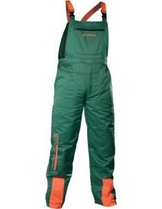 Peto forestal frs-250 t-xxl naranja/verde de 3l