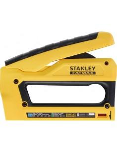 Grapadora fat max fmht0-80551 con pulsador de stanley