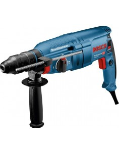 Martillo gbh-2/25 re 790w 2,7kg 2,5j + maletin de bosch