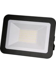 Proyector led negro 30w 2850 lumenes 6000k ip65 de marca
