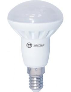 Lampara reflectora r50 led e14 6,5w 6000k de marca caja de 12