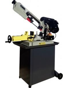 Tronzadora sierra cinta bf-128 scp+pedestal de abratools