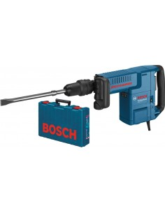 Martillo gsh-11-e 1500w 25j 10,1kg de bosch construccion / industria