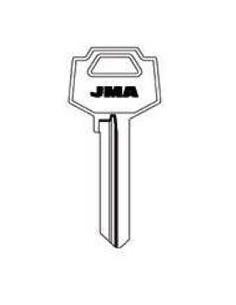 Llave jma acero ab-8d de j.m.a caja de 50 unidades