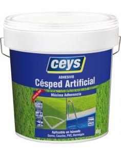 Adhesivo cesped 507258 4kg bote de ceys