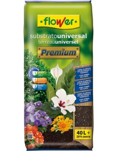 Substrato universal premium 4-80132 40l+20% de flower