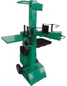 Astilladora vertical gt-8t 8tn 3500w 113kg de green time