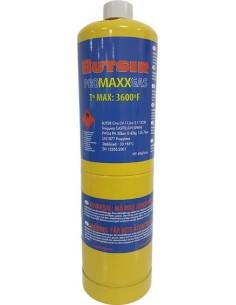 Botella propileno promaxxgas carb0006 de butsir