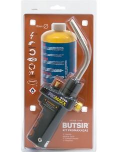 Pack soplete promaxxgas+carga coch0015 de butsir