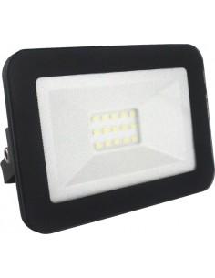 Proyector led negro 10w 0950 lumenes 6000k ip65 de marca