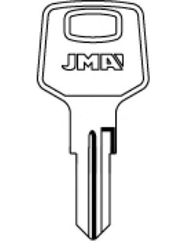 Llave jma acero btv-3 de j.m.a caja de 50 unidades