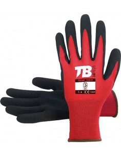 Guante nylon nitrilo 700rmf touch t-08 de tomas bodero caja de
