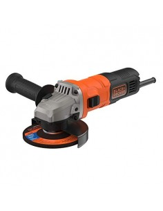 Amoladora mini beg010-qs 710w 115mm de black & decker