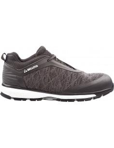 Zapato running knit 72224kb s1p t-47 ngr de bellota