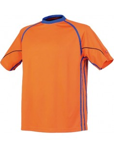 Camiseta cooldry derby 8197 naranja txxl de starter