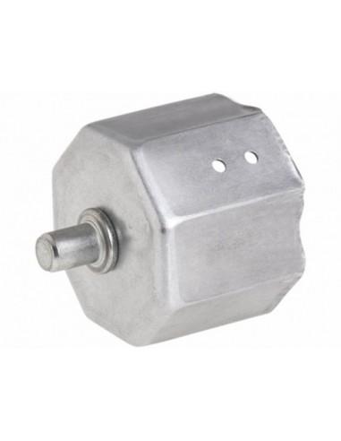 Capsula metalica con espiga 12mm eje...