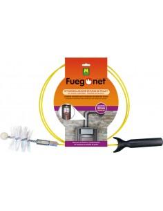 Kit deshollinador pellet ø80 231544 de fuego net