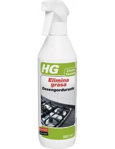 Elimina grasa 0,50 l 128050130 de hg caja de 6 unidades