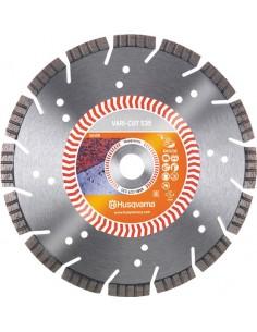 Disco p/piedra vari-cut s35 125mmx22,2 de husqvarna