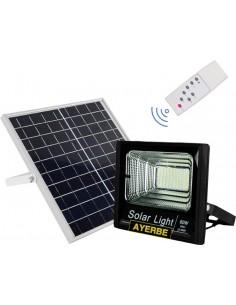 Proyector led 60w solar 2400 lumenes 620640 de ayerbe