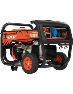Generador 4t astun arranque electrico 7000w de genergy