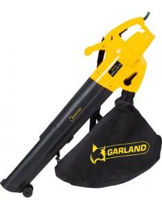 Aspirador soplador triturador gasolina 139e 35l 2800w de garland