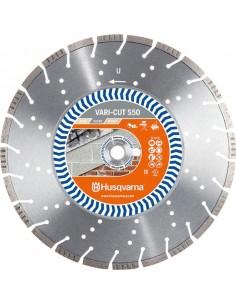 Disco segmentado 586595502 varicuts50-350x25,4 de husqvarna