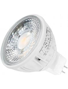 Lámpara dicróica 440816 led gu5.3 5w 3000k bc de silver sanz