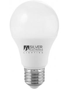 Lámpara eco estándar 1981 led e27 10w 6000k de silver sanz caja