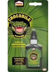 Pegamento multiuso crocodile 2502611 50g de pattex caja de 6