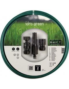 Manguera idro kit green 23115151 15x15mt de fitt