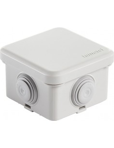 Caja 3026 estanca 78x78x50 4 conos ø20 de famatel caja de 6