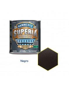 Hammerite superia forja 750ml negro caja de 3 unidades